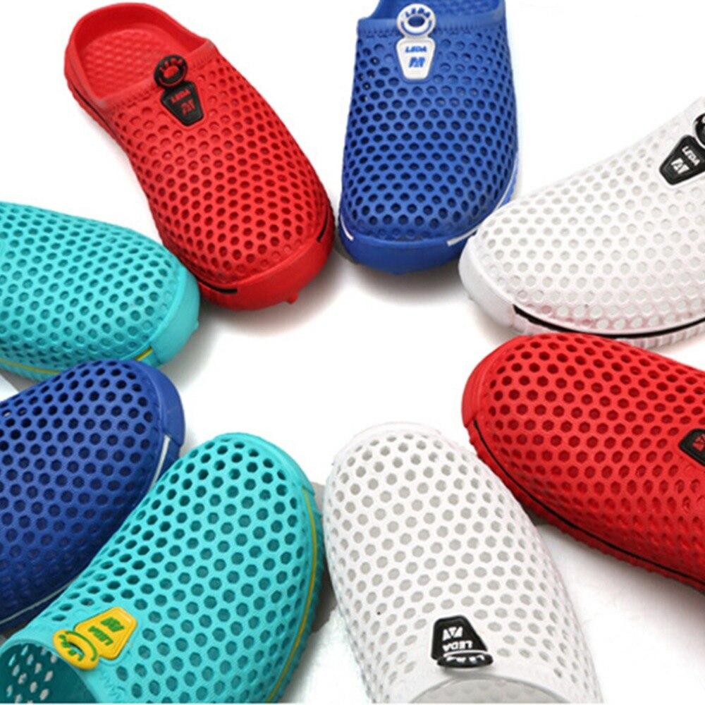 Hombres Mujeres zapatos acuáticos transpirables playa plana verano viajes zapatillas ligeras deslizamiento en Aqua deporte tonificación zapatos