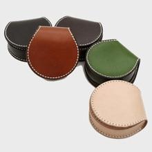 Transparent Purse Leather Craft Acrylic Wallet Bag Pattern Stencil Template Tool Diy Set
