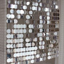 Festival Party supplies PVC sequins Curtain Interior Decorative curtains DIY Wedding supplies