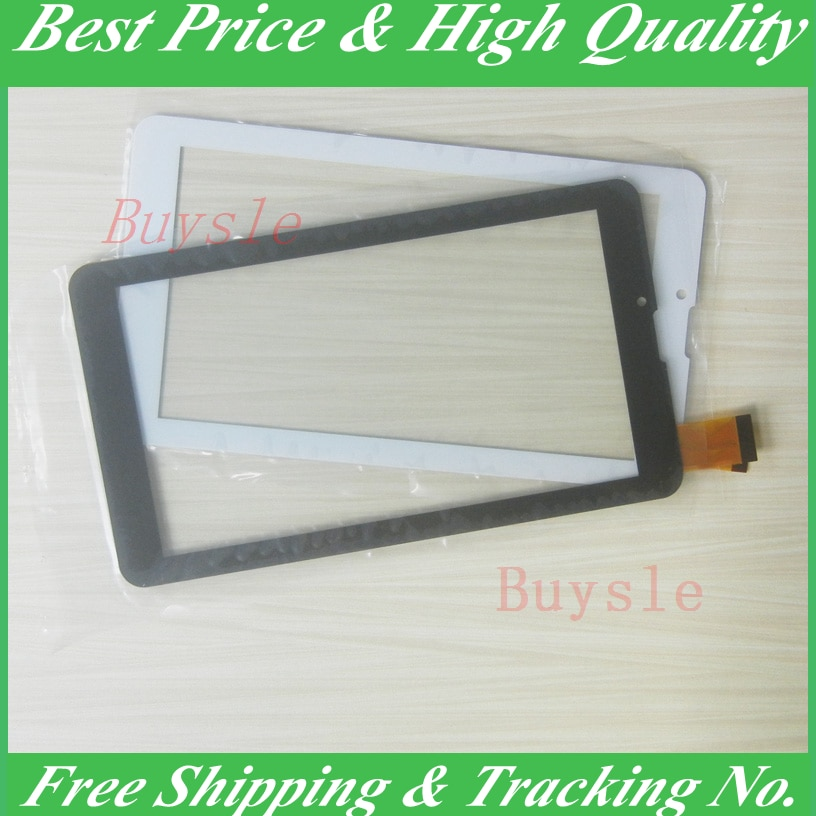 "Nuevo 7 ""pulgadas SUPRA M727G M723G 3G Tablet HS1283A/HS1275 V1 0605 panel de pantalla táctil de cristal digitalizador sensor de envío gratis"