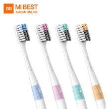 Original Xiaomi brosse à dents Mi Home 4 couleurs en 1 Kit de nettoyage en profondeur inclus doux-poils pour la maison intelligente