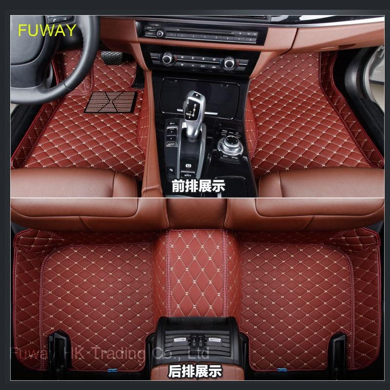Пользовательские автомобильные коврики для Chery все модели A1/ 3/5 Tiggo Cowin Fulwin Riich E3 E5 QQ3 6 V5 Tiggo X1 автомобильный Стайлинг напольный коврик