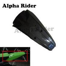 Couvercle de Protection contre les éclaboussures de boue   Pour Kawasaki KLX250 KLX300 KLX 250/300 garde-boue arrière, garde-boue, vert