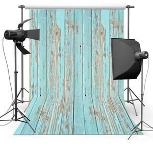 Thin vinyl Photography  Wood floor backgrounds Computer printed Newborn Photography Backgrounds for Photo studio Floor-592