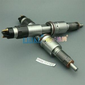 ERIKC Fuel Pump Dispenser Inyector 0445120084 Original Excavator Injector 0 445 120 084 Genuine Fuel Injections 0445 120 084