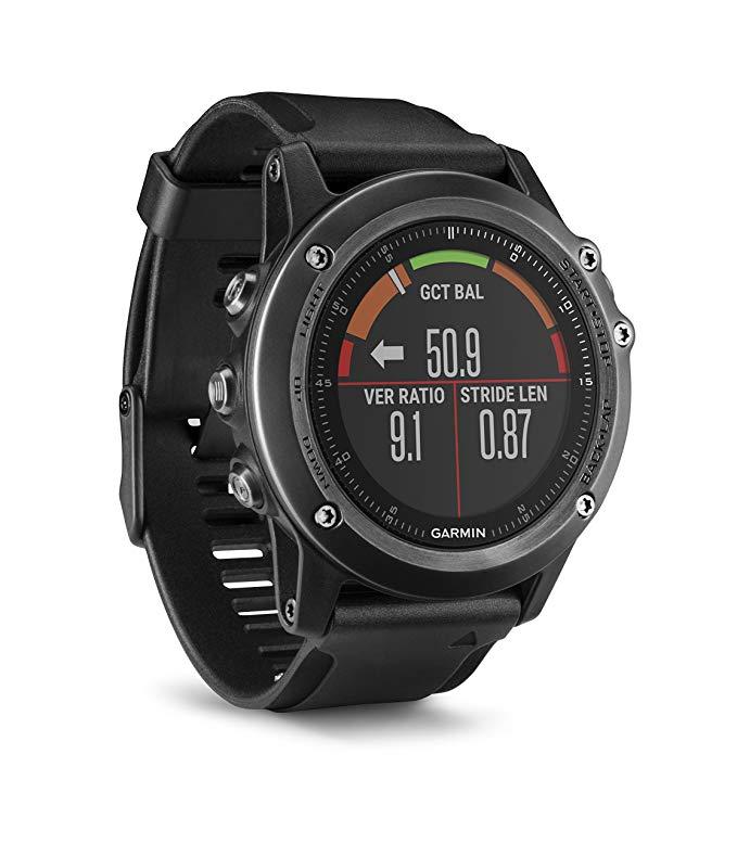 Garmin Fenix 3 HR Bluetooth 4.0 100m Waterproof Smart Watch WIFI Wireless GPS GLONESS Heart Rate Monitor Watch sports watches