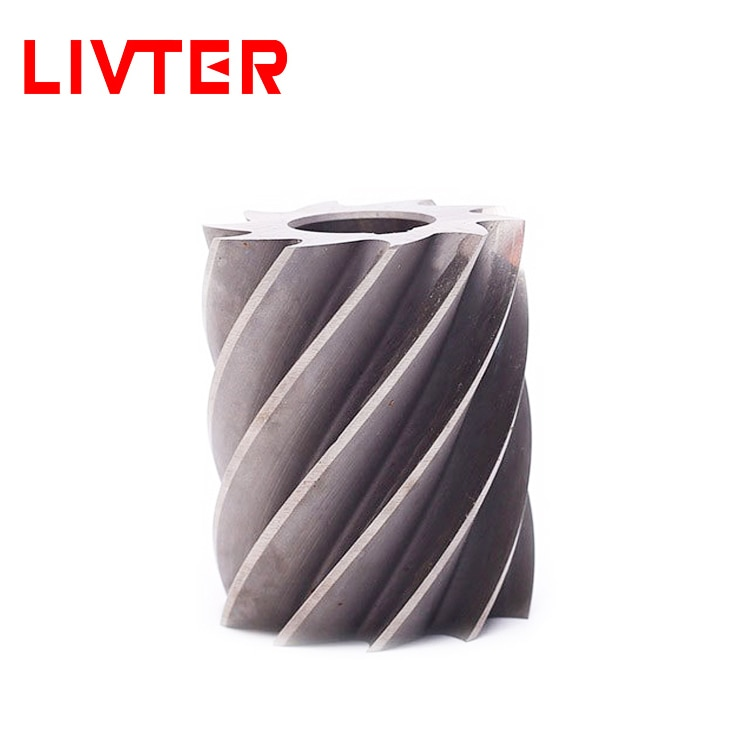 LIVTER HSS Cylindrical Milling Cutter customize size