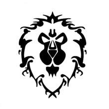 11.8X15CM ANIME Manga Game Alliance Logo Emblem Lion Vinyl Car Sticker Motorcycle Decal S6-2259