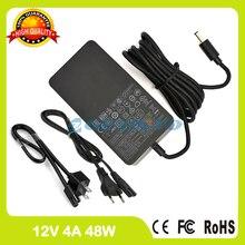 Chargeur pour ordinateur portable 12 V 4A 48 W adaptateur secteur 1627 pour Microsoft Surface Pro 3 station daccueil 1664 alimentation US ou EU