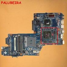 PALUBEIRA H000051770 placa base de Computadora Portátil para Toshiba Satellite C850 C855 L850 L855 Tablero Principal HM76 DDR3 tarjeta de Video