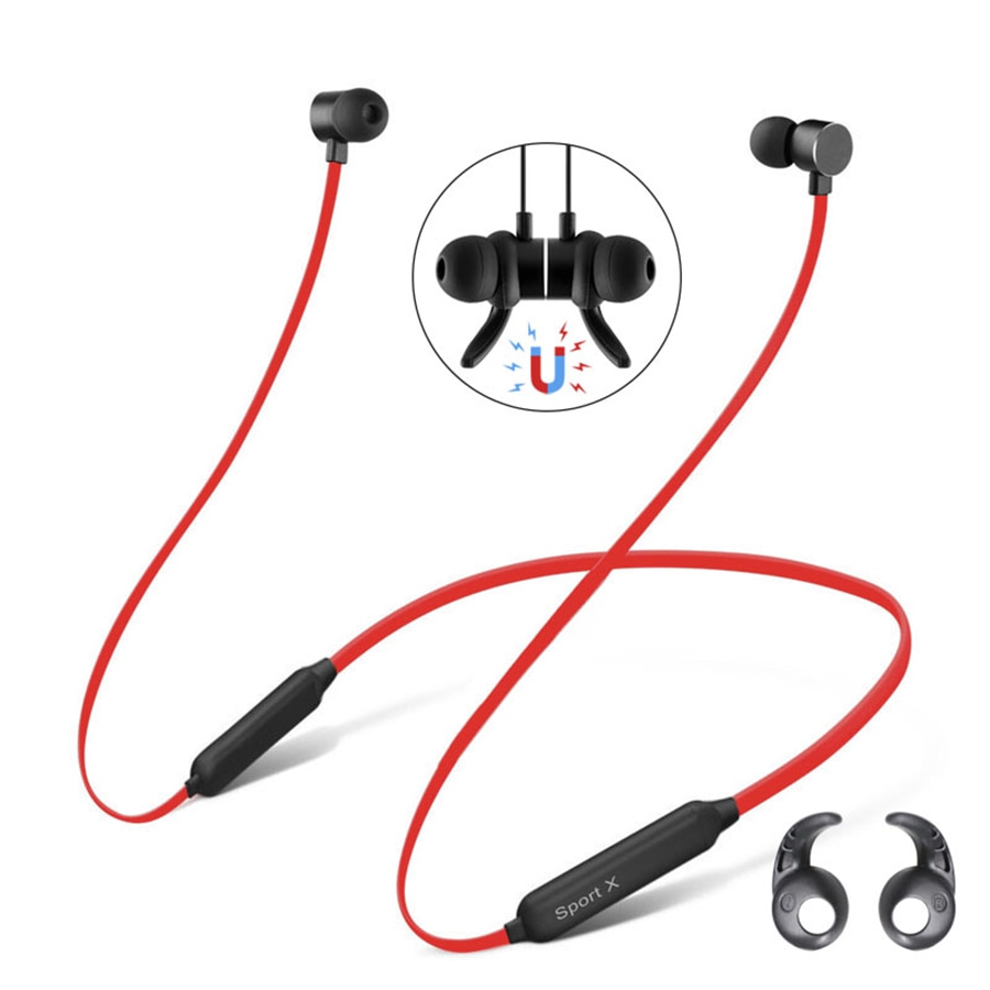 Casque Bluetooth sans fil écouteurs étanche Audifonos Bluetooth écouteur magnétique tour de cou casque pour Xiaomi Meizu Huawei