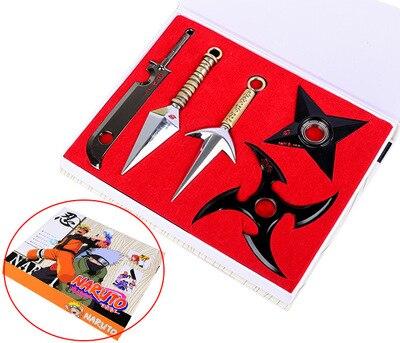 Juego de 5 unids/set de dibujos animados anime de Naruto Gaara/Kakashi/Sakura/Uzumaki/juguetes de Hatake llavero figura de acción juguete de colección