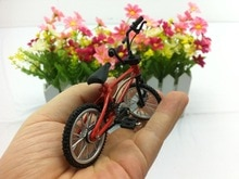 3 pièces alliage mini doigt vtt BMX Fixie vélo garçon jouet créatif jeu cadeau