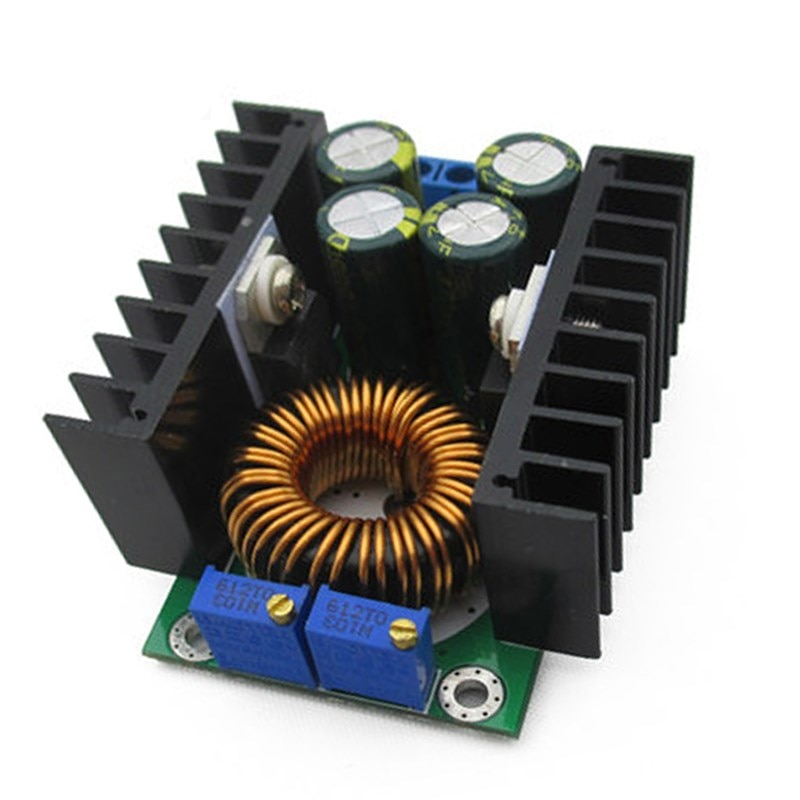 Professional Step-down Power DC-DC CC CV Buck Converter Supply Module 8-40V To 1.25-36V 12A Adjustable