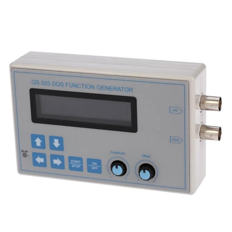 Dc9V 1Hz 65534Hz 1602 ЖК дисплей цифровой Dds генератор сигналов Модуль Квадратной