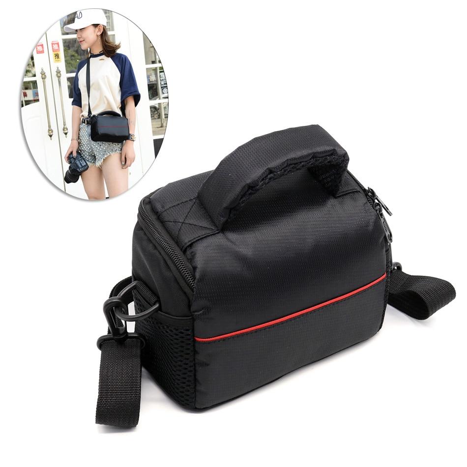 Camera Case Shoulder Bag for Sony Alpha A7 A7R A7S II 2 M2 A6500 A6300 A6000 A5100 A5000 NEX-7 NEX-6 NEX-5T NEX-3N NEX-5N NEX-5R