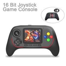 Console de jeu Portable intégrée aux jeux classiques 16 bits HD Joystick Console de jeu Bluetooth 2.4G Combat en ligne pour les enfants