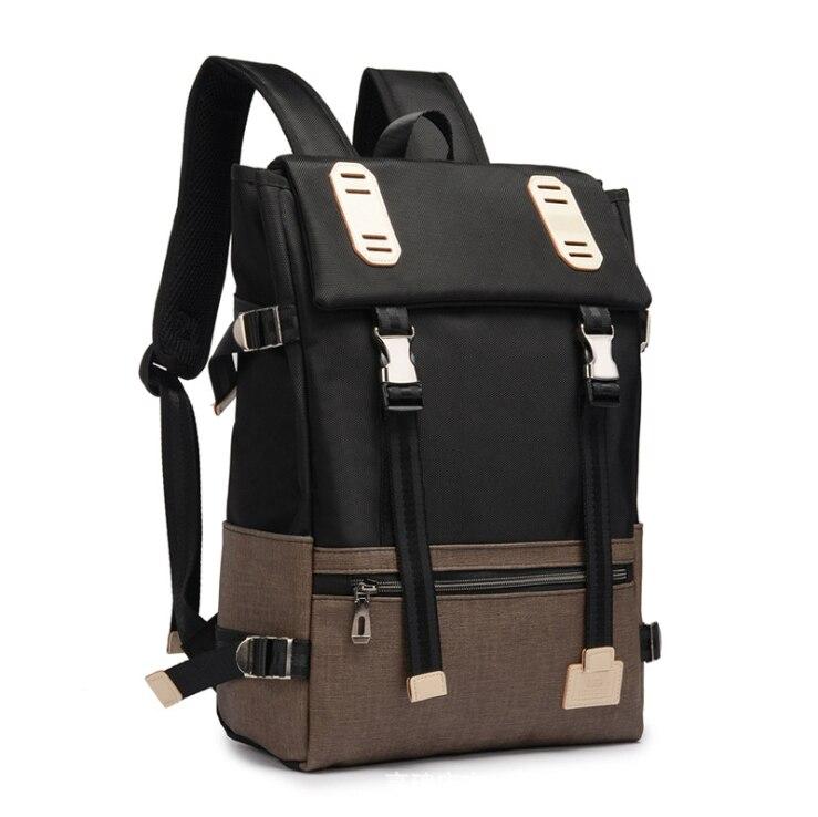 14 15 15.6 inch Waterproof Nylon Computer PC Laptop Notebook Bags Backpack Case Durable for Men Women Business School Travel