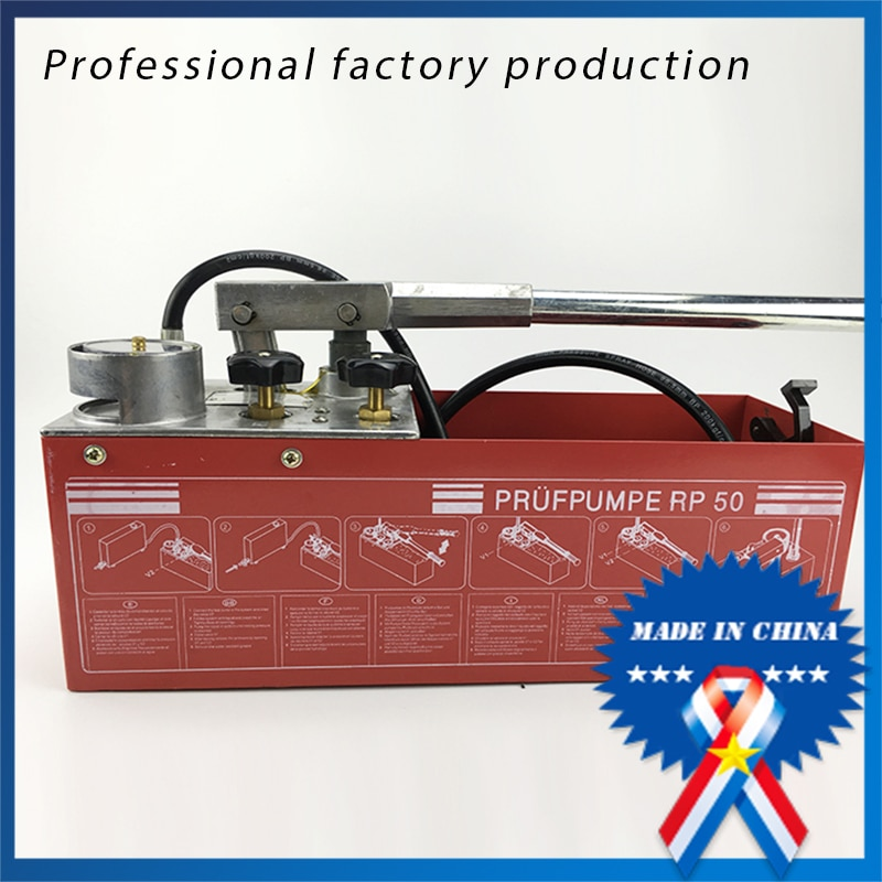 Exports Model 50kg Hand Test Pump