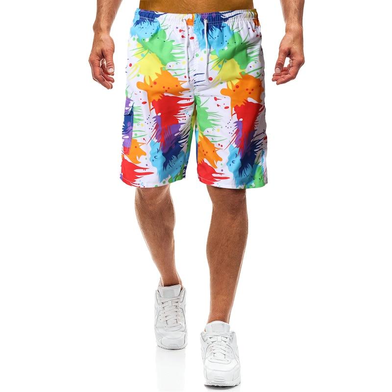 Goexplore strand shorts männer Board Shorts homme Schwimmen Hosen bade Bademode Laufende Sport Surfen schnell dry Shorts Männlichen