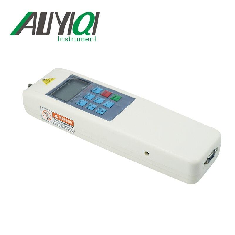 ALIYIQI جهاز قياس سحب القوة الرقمي (HF-500N) ؛ 50 كجم ؛ 110Lb أدوات القياس