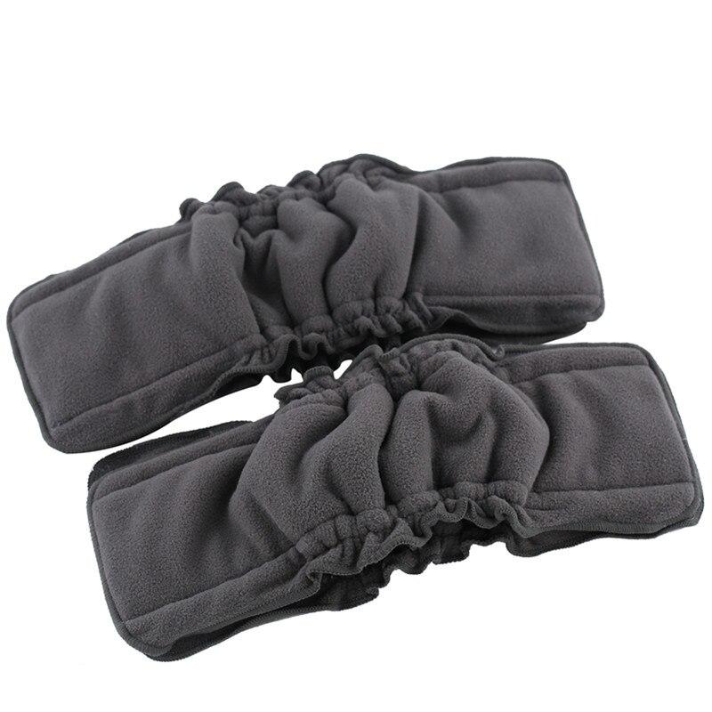 [Simfamily] многоразовый бамбуковый угольный вкладыш, 5 шт., 4-слойный детский тканевый коврик для подгузников, сменные вкладыши для подгузников, оптовая продажа