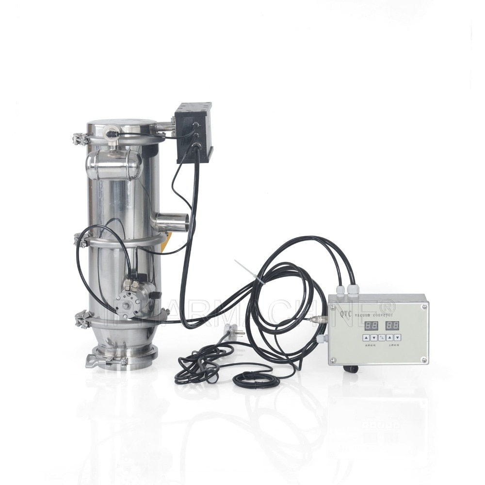 QVC-2 vacío automático Material de la máquina de alimentación de Auto-contenido Hopper cargadores