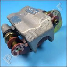 Pinza de freno Buyang Feishen FA D300 H300 G300 300 300CC ATV Quad delantera, lateral derecho con pastillas de freno