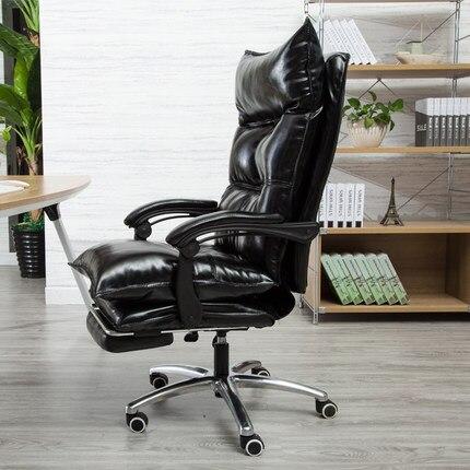Компьютерный домашний офис лежащий массажный стул для подтяжки ног кресло