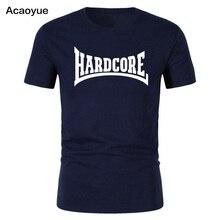 2018 hardcore camiseta masculina menino moda asiático oversize legal diversão verão camisetas de manga curta algodão
