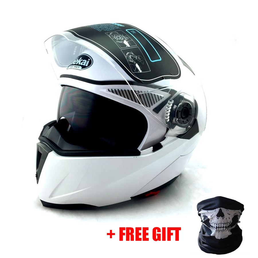 Nova motocicleta dot ece 105 flip up capacete motocross capacetes casco capacete de corrida motocross m l xl xxl
