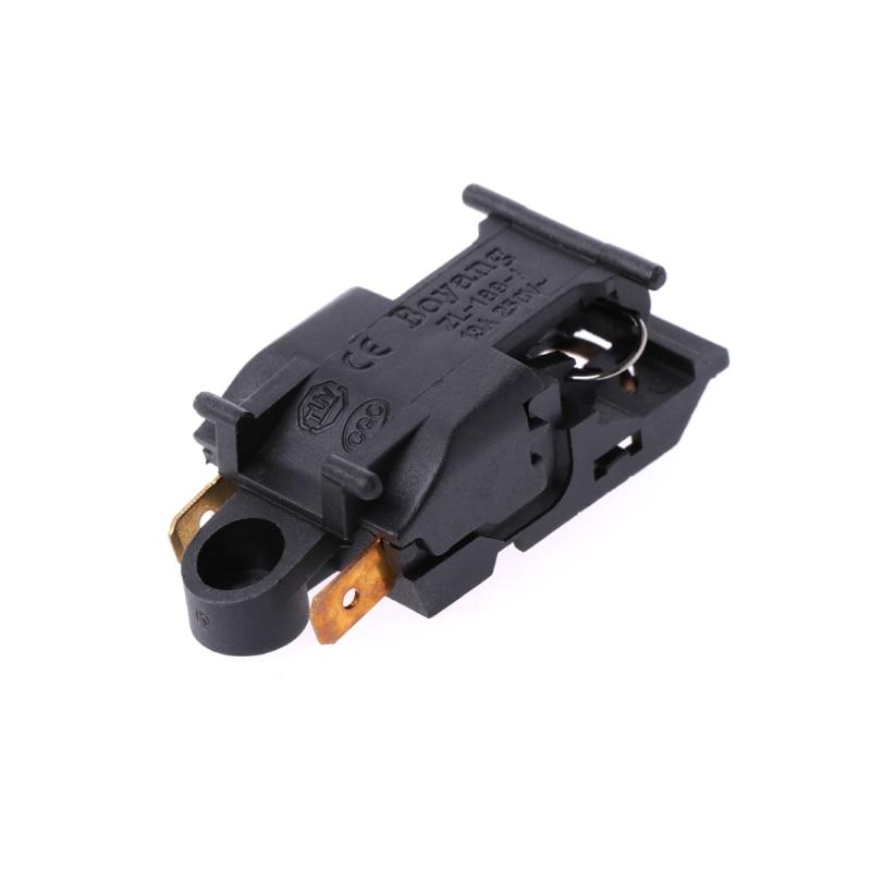 MEXI 1 stück 13A Elektrische Wasserkocher Thermostat Schalter 2 Pin Terminal Küchengerät Teile