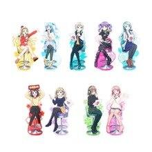 Bang marzenie! Roselia Poppin'Party Afterglow Pastel * palety Anime gra kaa-kun Kokoron aa-chan Moca Sayo Ako brelok akrylowy