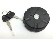 Закрывающаяся бензиновая крышка с 2 ключами для GY125 GY150 GY200 GY250 ENDURO китайский мотоцикл BASHAN ZONGSHEN CHITUMA HONDOU