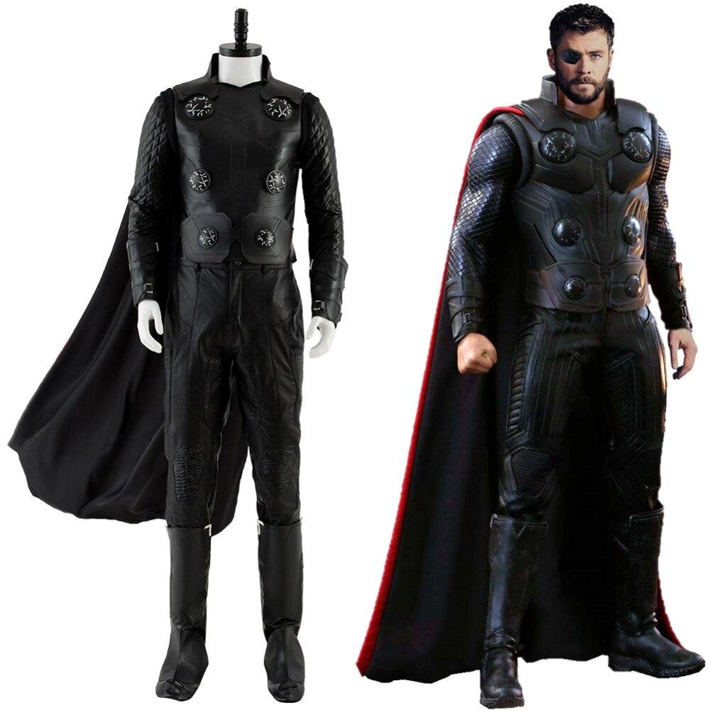 Thor cosplay traje outfit halloween cosplay traje para homens fêmeas adultos