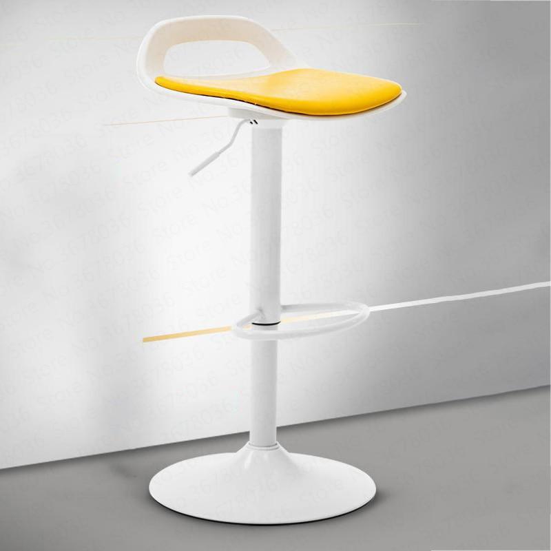 New Bar Chair Products Bar Chair Lift Chair Bar Front Desk Modern Minimalist Stool Home High Stool Bar Stool High Stool