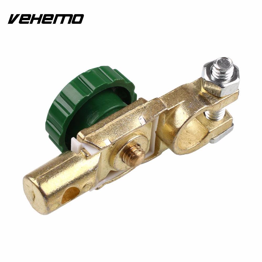 Piezas de coche enlace a Terminal coche rápido motocicleta barco poste lateral batería interruptor de corte maestro aislador de desconexión