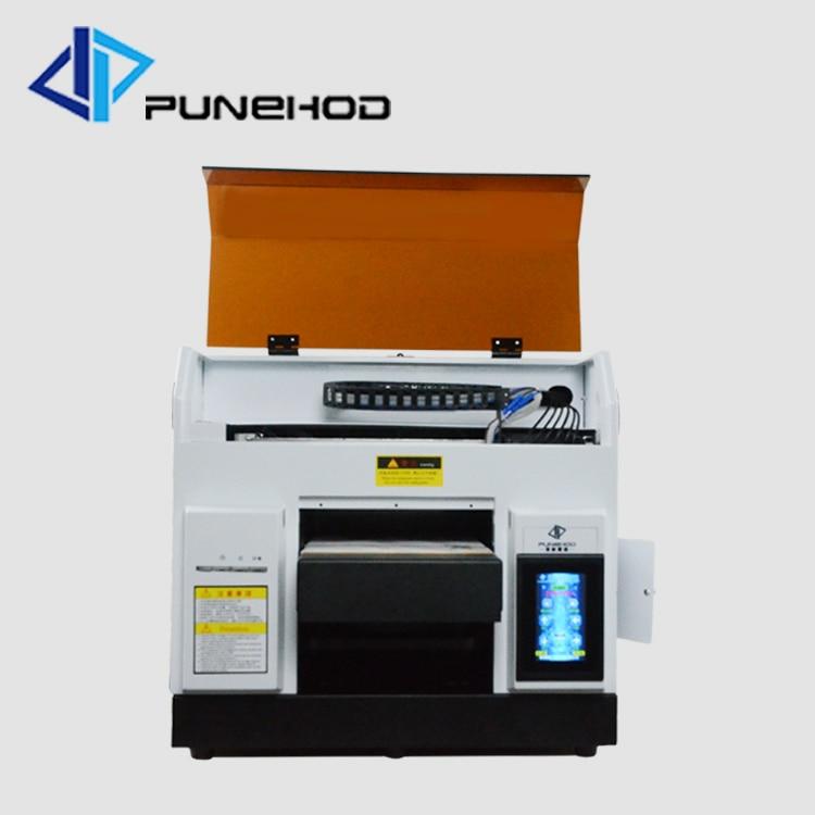 Mini apex pequeno a4 tamanho uv impressora anajet impressora para t-shirt do vestuário da lona