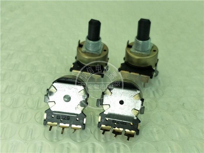 Original nuevo 100% Importación de Japón 161 tipo codificador vertical Paso 12-punto 24-punto mango 15MMF (interruptor)