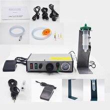 110V 220V Semi-Auto Kleber Dispenser PCB Solder Paste Flüssige Steuerung Dropper Abgabe Controller Flüssigkeit Flux Dropper spender