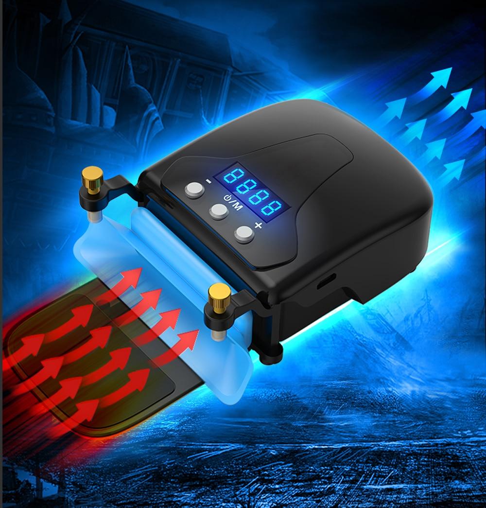 Мини-вакуумный USB кулер для ноутбука, воздушный вытяжной охлаждающий вентилятор, кулер для процессора, для ноутбука, компьютера, аппаратное охлаждение