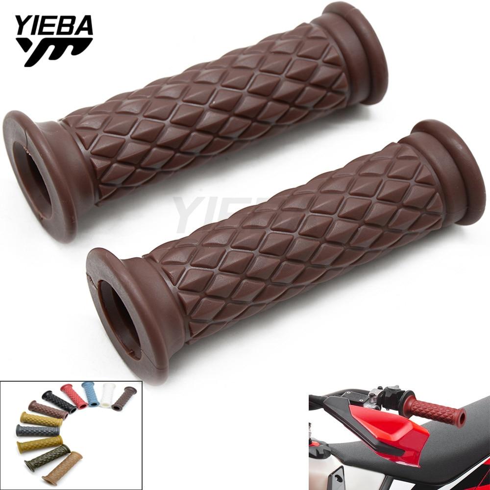 "Empuñaduras de silicona para motocicleta de 7/8 ""y 22MM para KTM 200XC-W/EXC 250SX/SX-F/XC/XC-F EXC 250 250XC-W/XCF-W/SX"