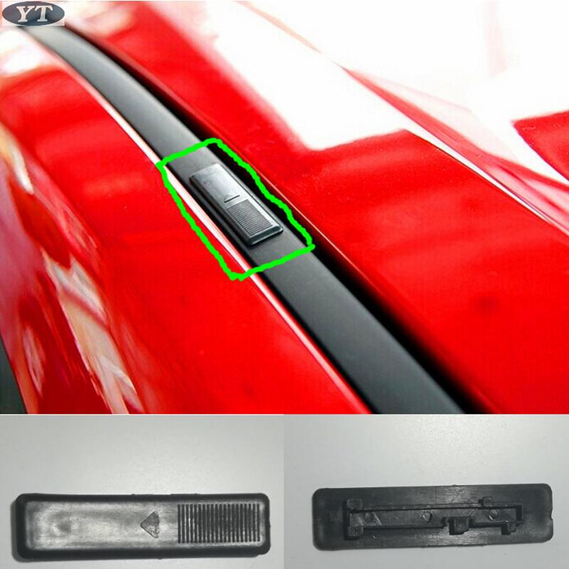 Top selling,auto roof seal cover car sticker for mazda 2 Mazda 3 6, 4pcs/lot, auto exterior accessories,car styling