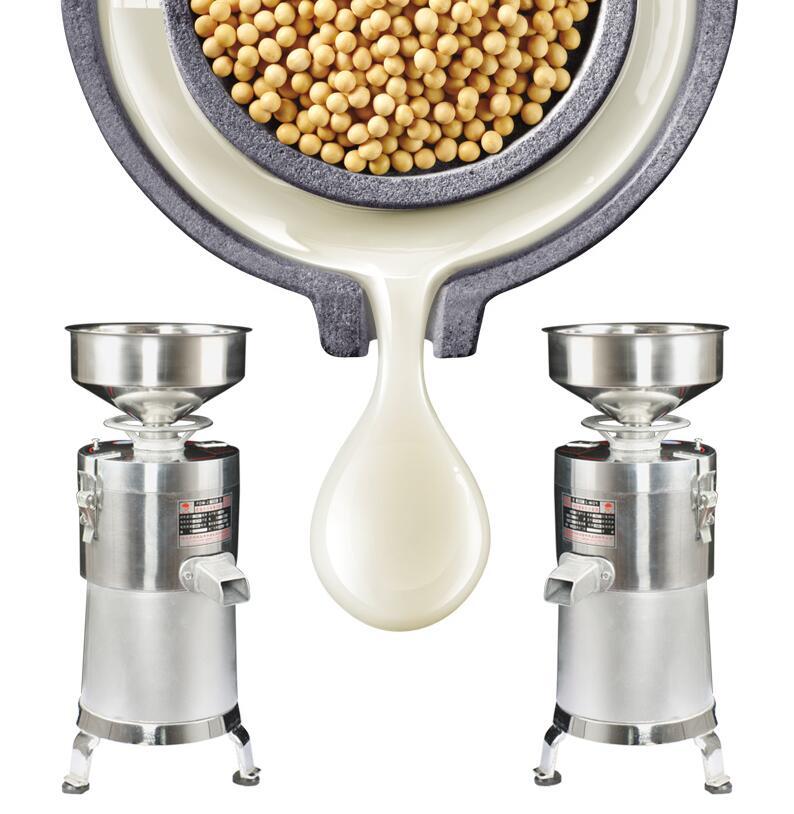 Stainless steel stuff grinder/Soybean pulping machine/attrition mill Bean curd machine SOYBEAN GRIDER Soybean Milk Maker mills enlarge