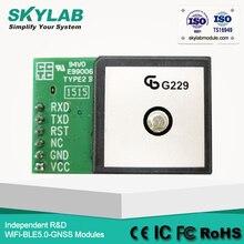 MediaTek MT3339 Chip, GPS receiver module