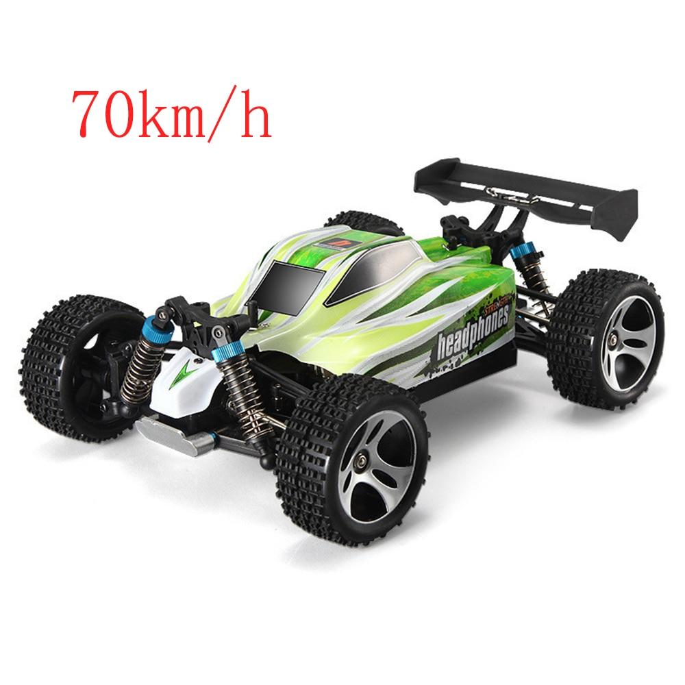 Versión actualizada de A959-B/A979-B de 70 KM/H 118 4wd, juguetes de alta velocidad con Radio Control para coche de control remoto, coche de campo
