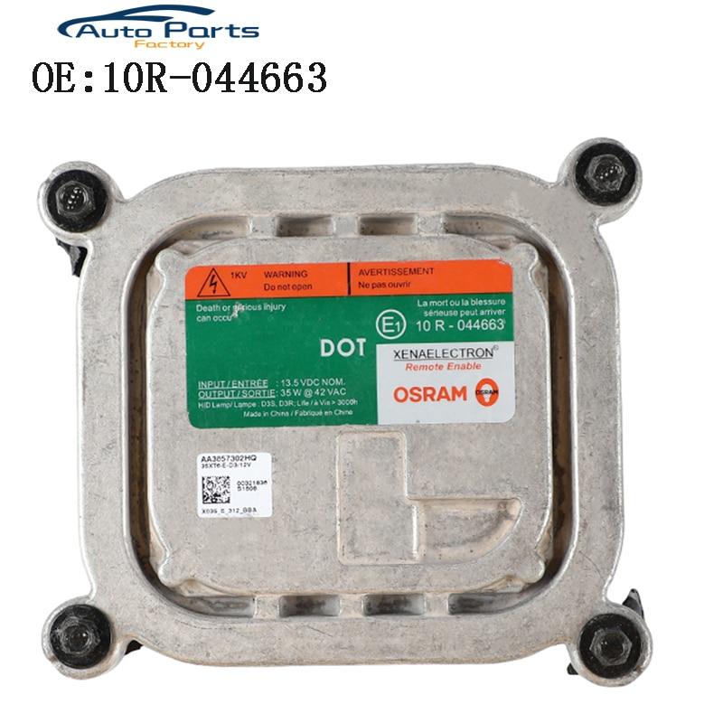 O reator de xênon escondeu o computador do módulo da unidade de controle do bulbo para ford mustang f150 10r-044663 10r044663 a71154400dg