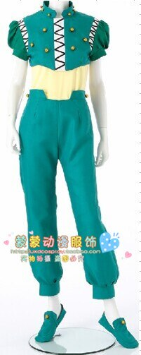 Oferta especial oferta especial Tamaño XL de Hunter X Hunter Illumi Zoldyck Irumi Zorudikku Cosplay traje top + pantalón