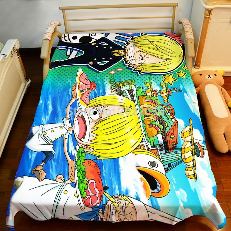 ملاءة سرير مانغا ، قطعة واحدة ، 150 × 200 سنتيمتر ، 007