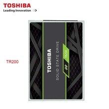 """Toshiba Interna SSD TR200 Built-in Solid State Drive 240GB Solid State Drive 3D BiCS FLASH TLC 2.5"""" SATA III Internal SSD"""